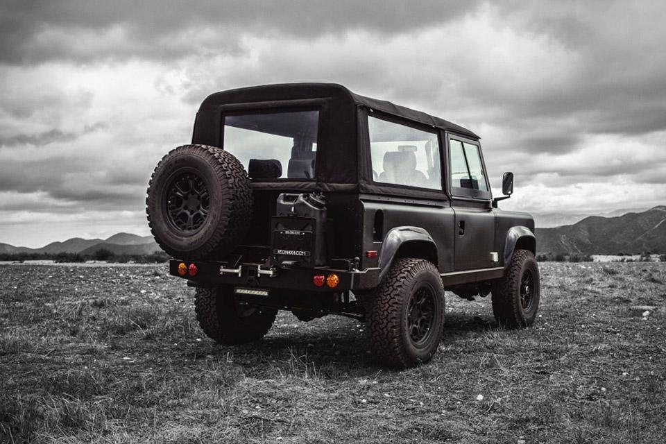 Icon Land Rover Defender