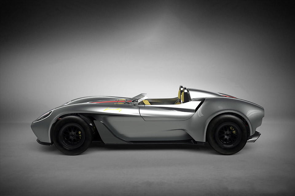 Jannarelly Roadster
