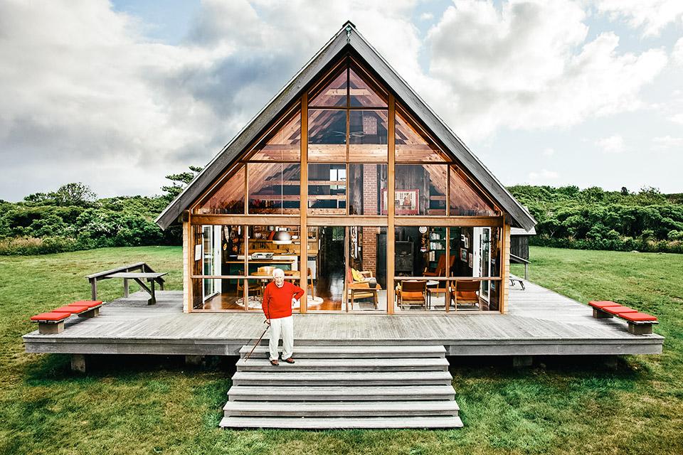 Jens Risom Block Island Retreat