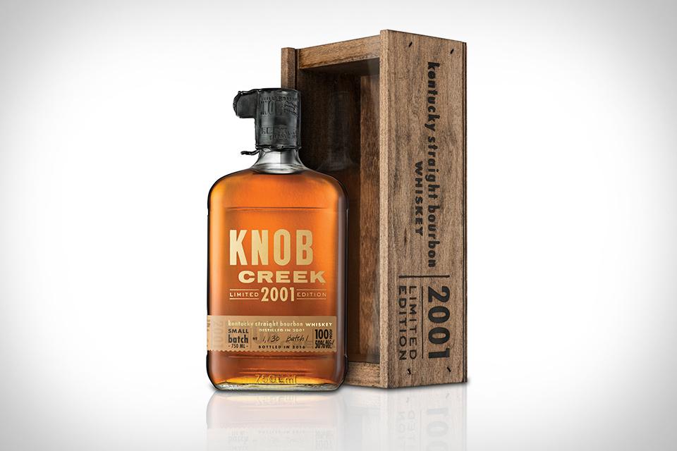 Knob Creek 2001 Bourbon