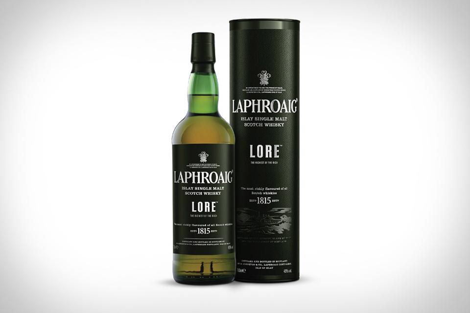 Laphroaig Lore Scotch Whiskey