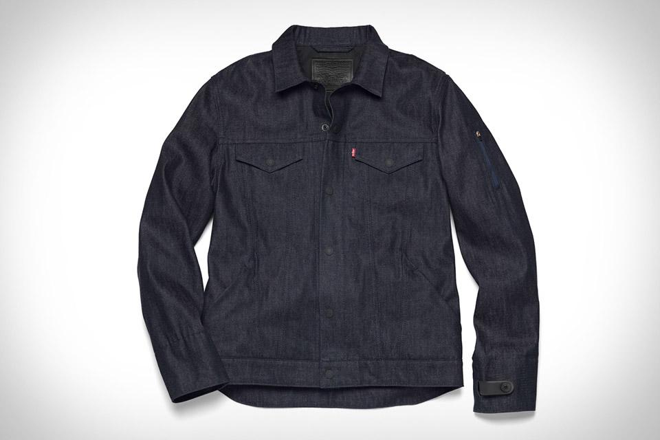 Levi's x Google Jacquard Commuter Trucker Jacket