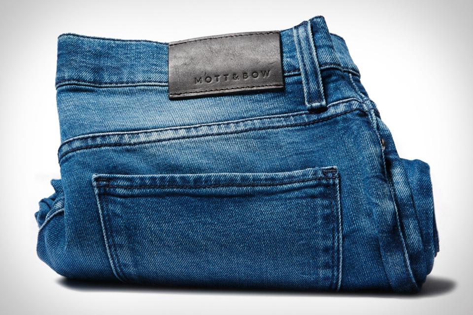 Mott & Bow Ludlow Jeans