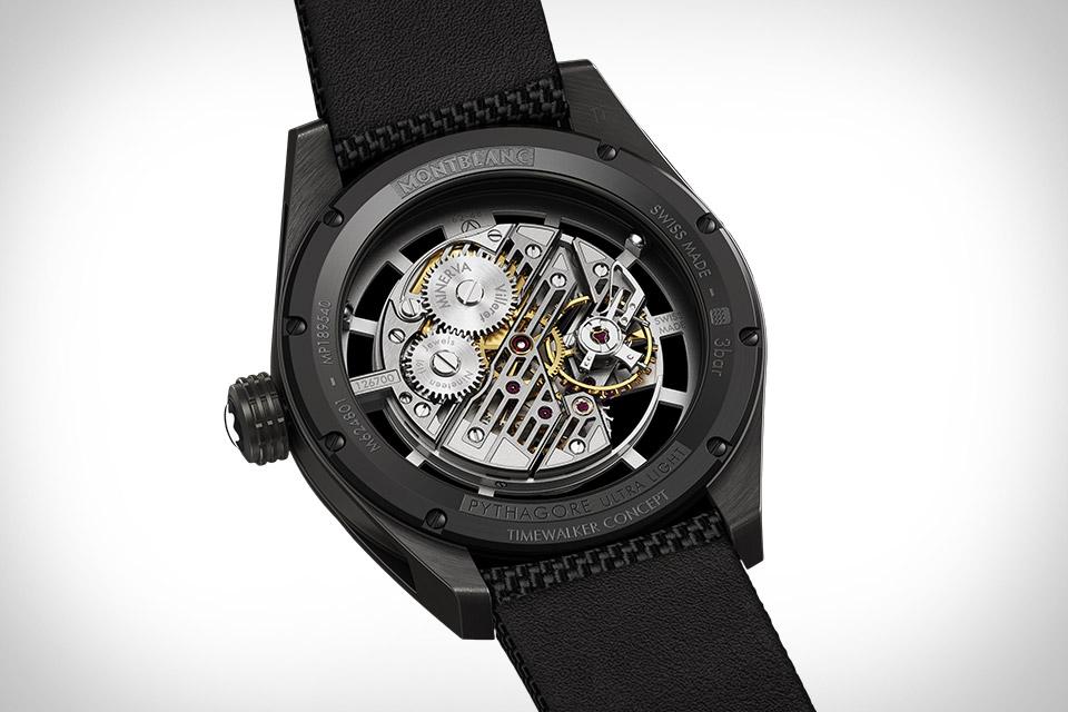 Montblanc TimeWalker Pythagore Ultra-Light Concept Watch