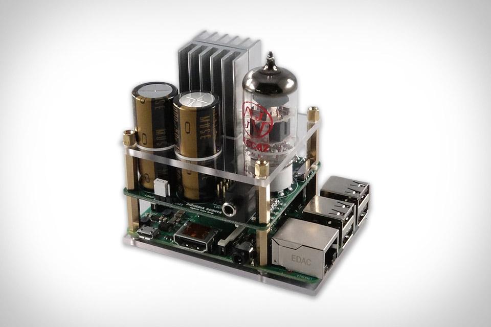 Raspberry Pi Tube Amp