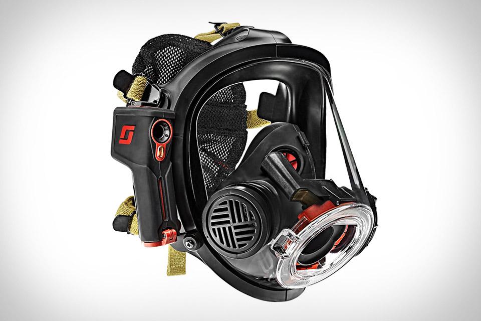 Scott Sight Smart Firefighter Mask