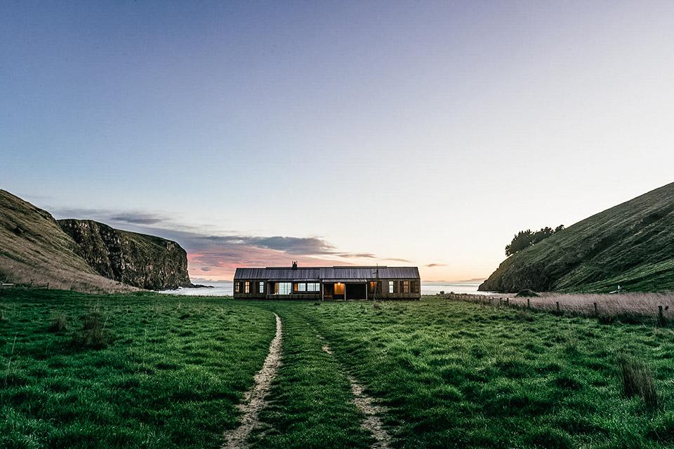 Scrubby Bay House