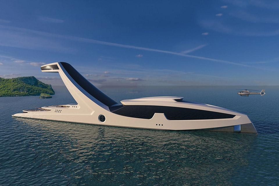 shaddai mega yacht uncrate