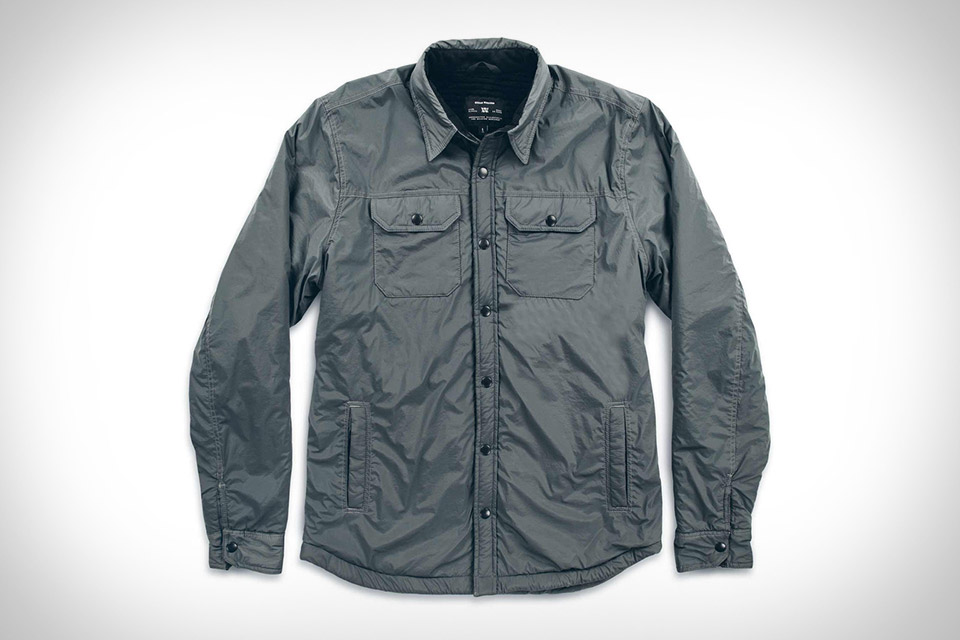 Taylor Stitch x Mission Workshop Albion Jacket