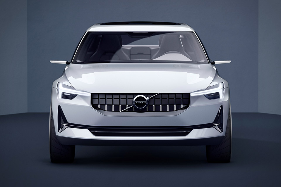 Volvo 40 Series Concept Cars | Uncrate
