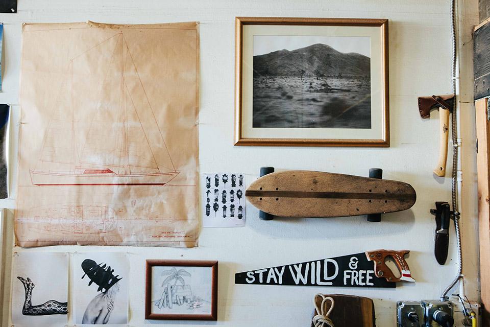 Woolsey x Uncrate Land Cruiser Skateboard