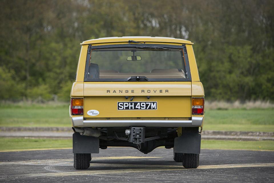 1973 Range Rover