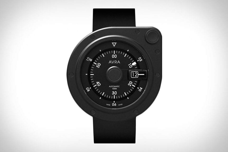 Avra 1-Hundred Watch