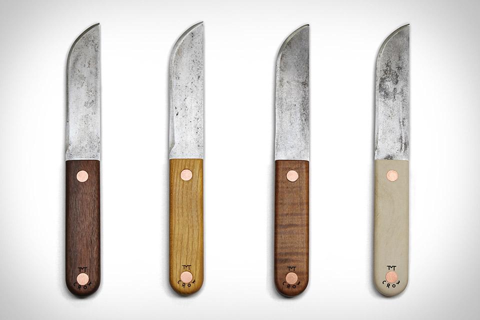 Bandsaw Blade Steak Knives