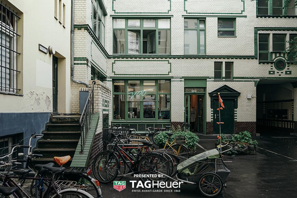 Stopover: Berlin
