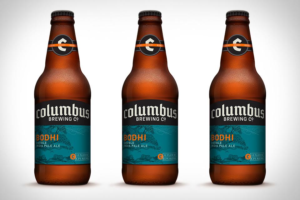 Columbus Brewing Bodhi IPA
