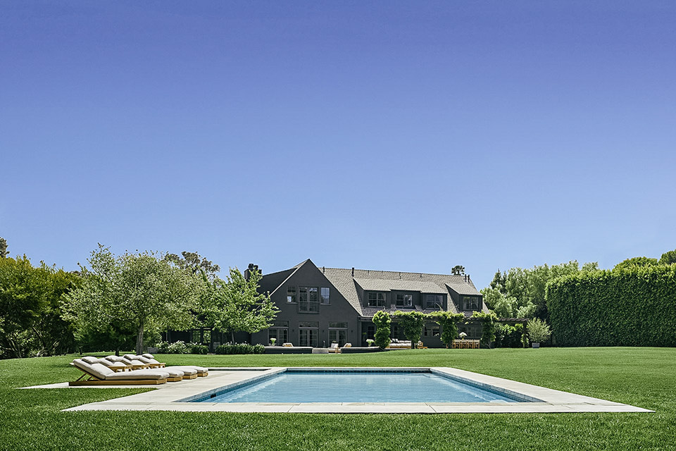 James Perse's Malibu Farmhouse