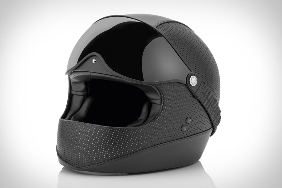 Montblanc Urban Spirit Motorcycle Helmet