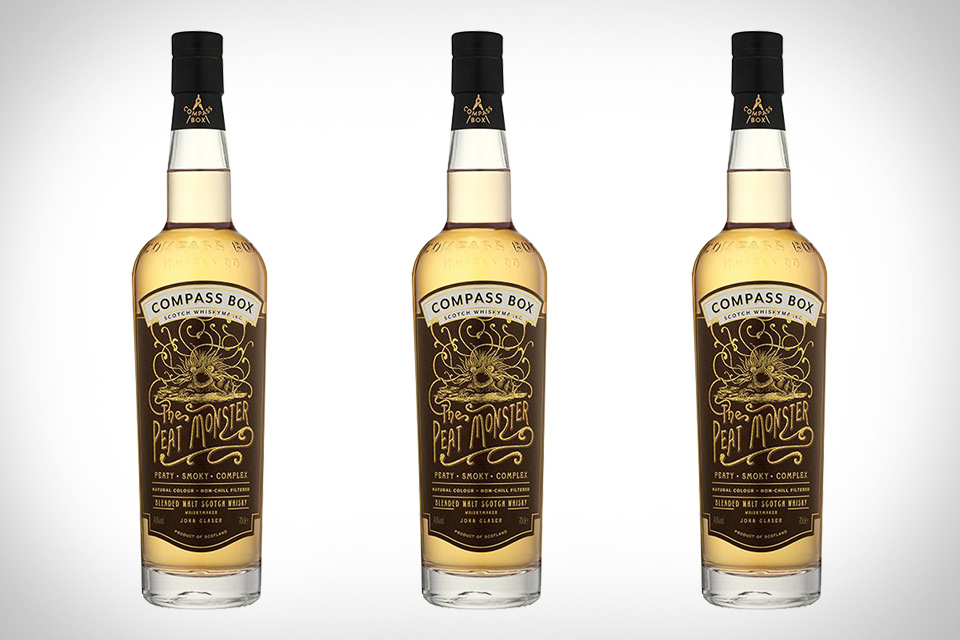 Compass Box The Peat Monster Whiskey