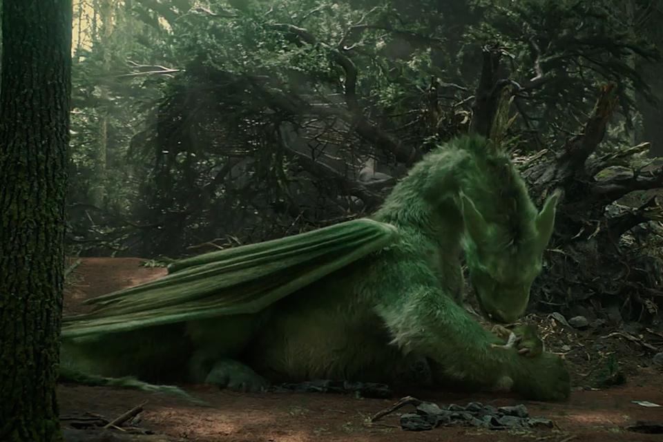элиот и его дракон картинки таких случаях более