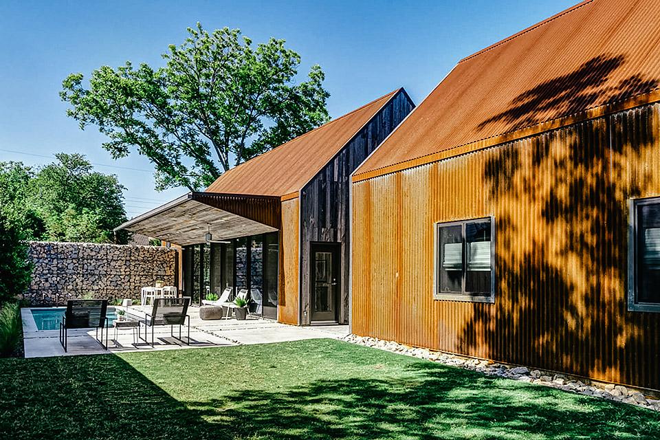 Rust Residence