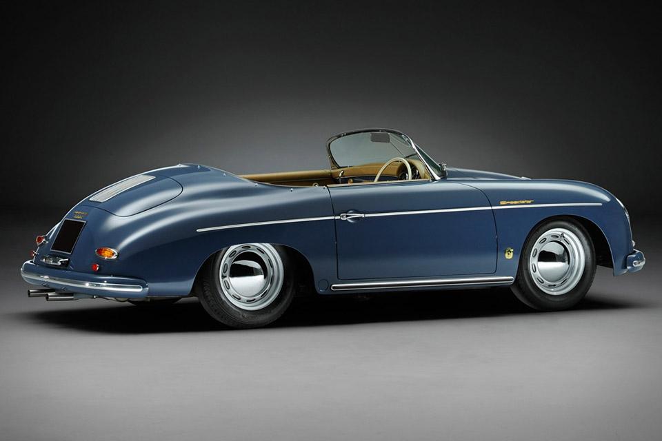 1957 Porsche 356a Speedster Uncrate