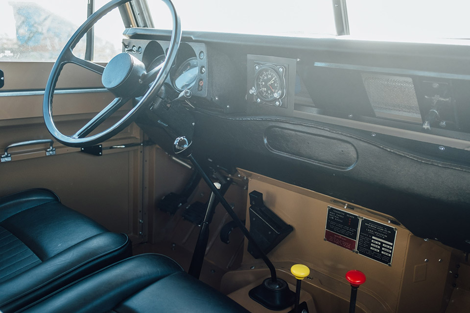 1979 Land Rover Series III