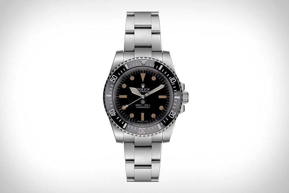 Bamford Heritage Rolex Milsub Watch