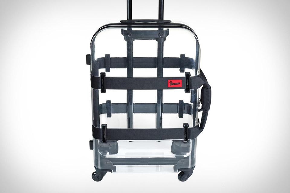 Crumpler Vis-A-Vis Clear Suitcase