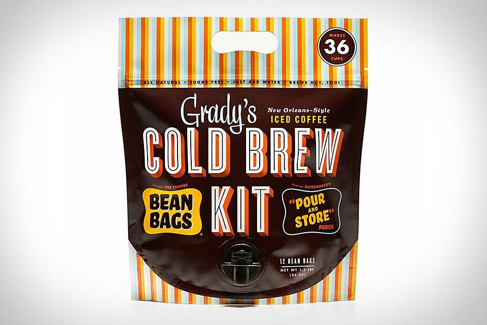 Grady's Cold Brew Pouch