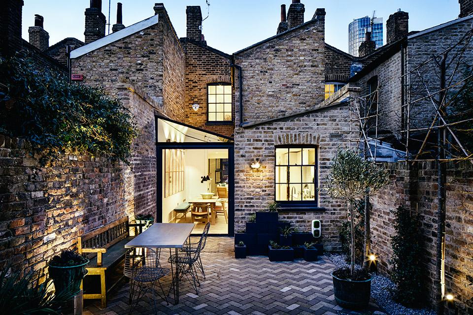 Lambeth Marsh House