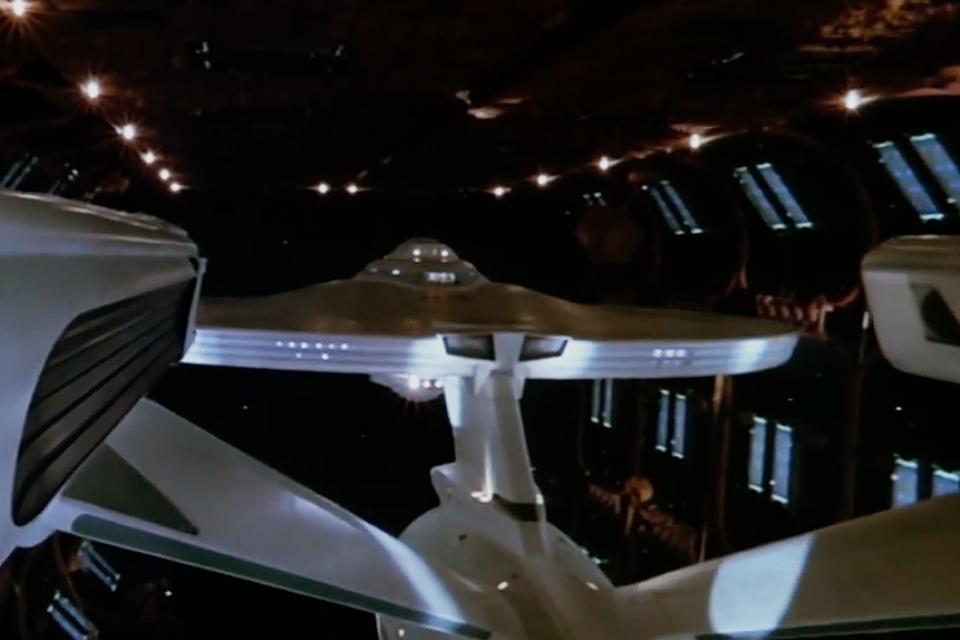 nasa starship enterprise - photo #2