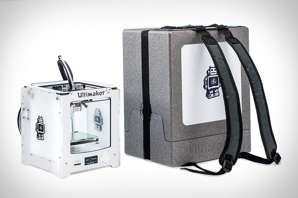 Ultimaker 3D Printer Backpack