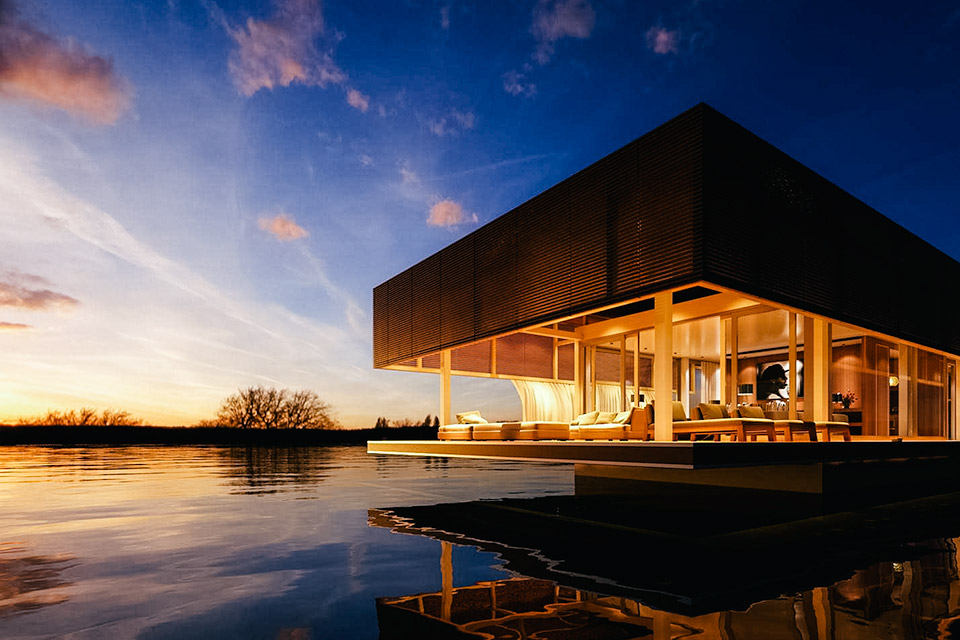 Waterlovt Houseboat