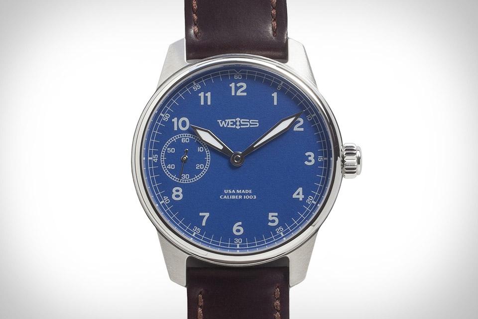 Weiss American Issue Field Watch