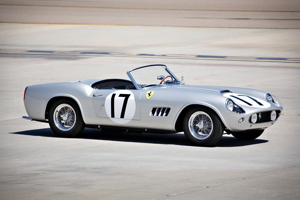 1959 Ferrari 250 GT California Spider Competizione