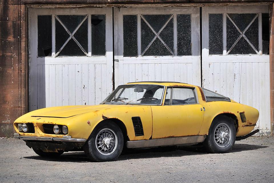 1967 Iso Grifo GL Series I