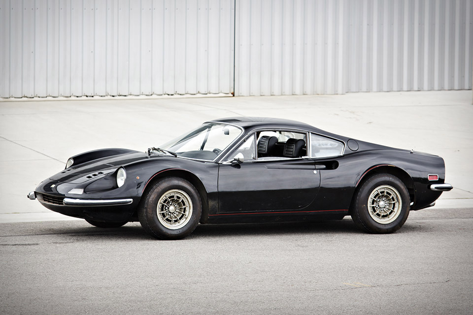 1973 Ferrari Dino 246 Gt Uncrate