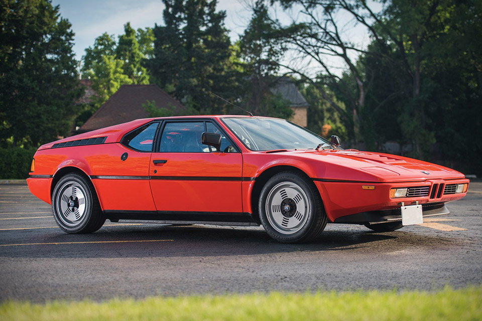 1981 Bmw M1 Uncrate