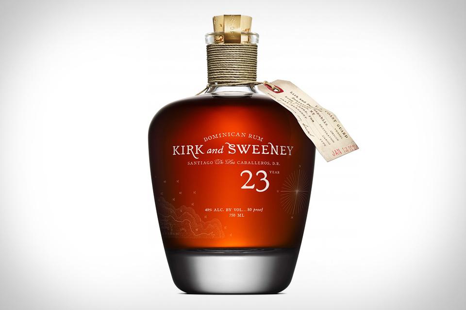 Kirk & Sweeney 23-Year Rum