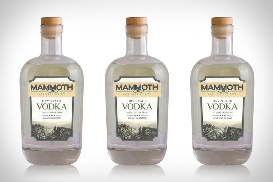 Mammoth Dry Stack Vodka