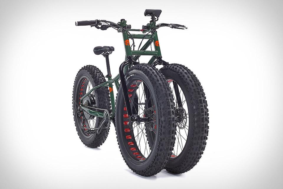 Rungu Electric Juggernaut Bike