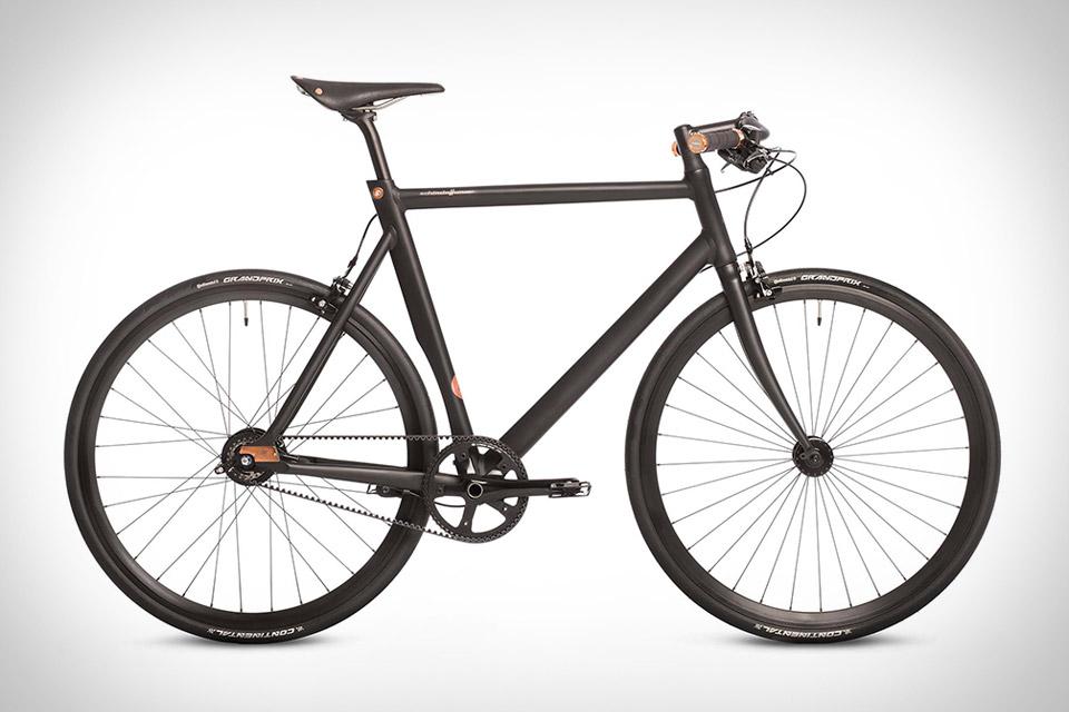 Schindelhauer x Brooks Ludwig VIII Bike