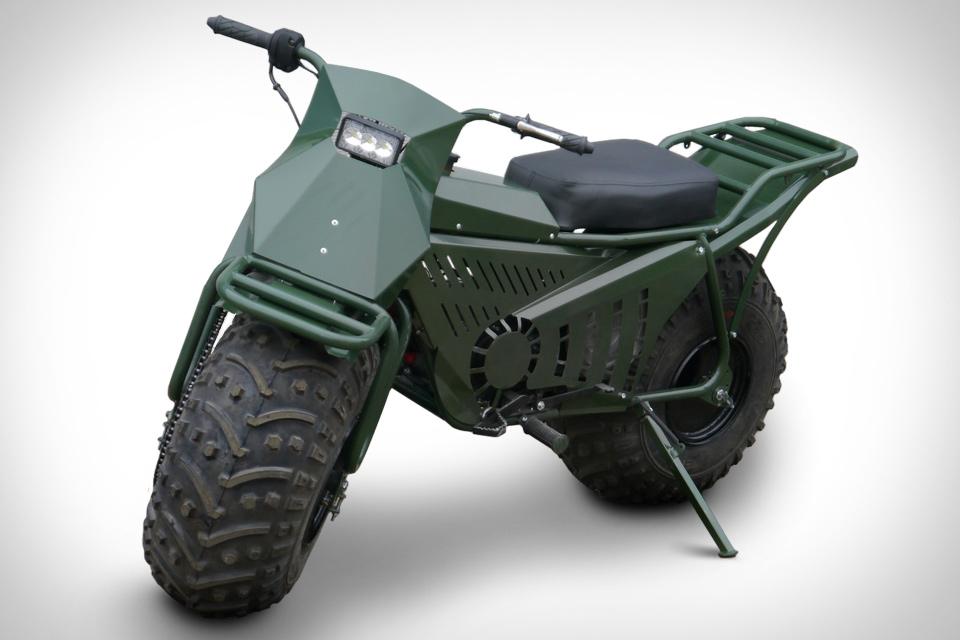 tarus 2x2 motorcycle uncrate