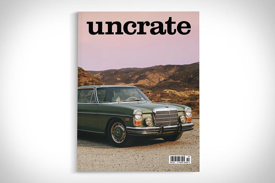 Magazine Uncrate Numéro 02