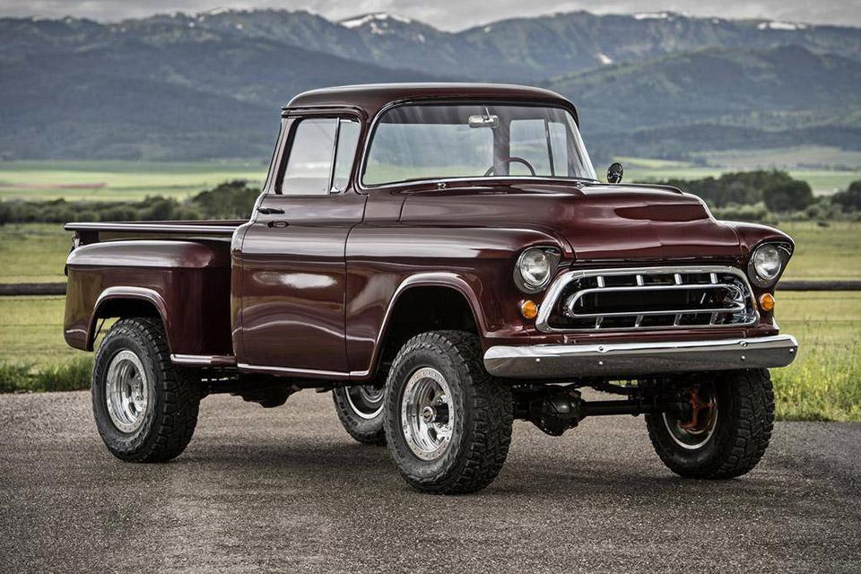 1957 Chevrolet Legacy Napco Truck