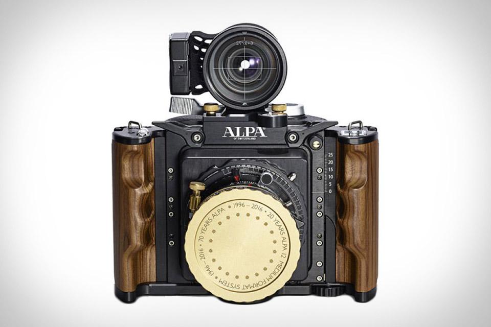 Alpa Anniversary Edition Camera