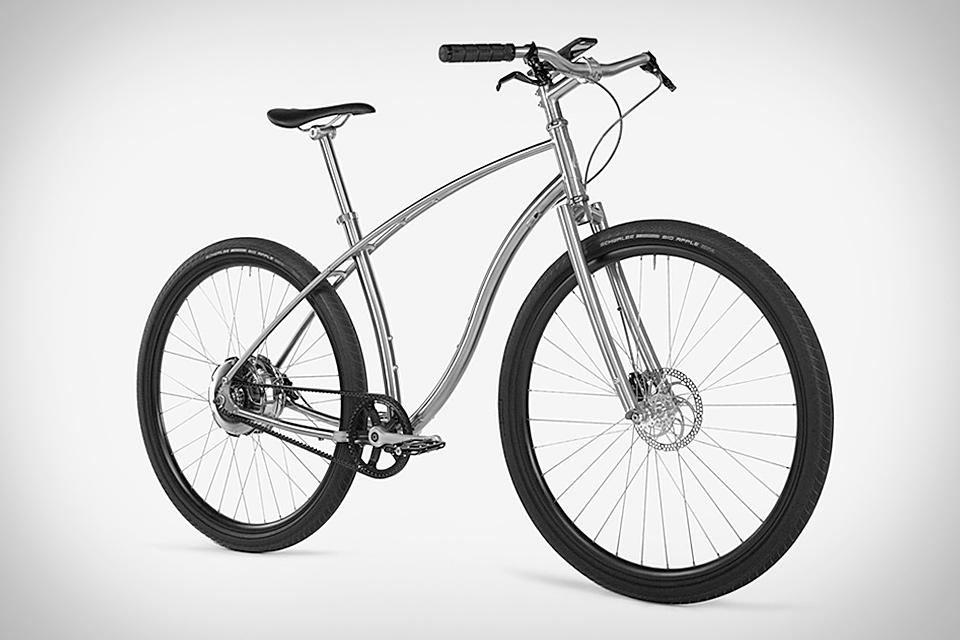 Budnitz Model E Electric Bike