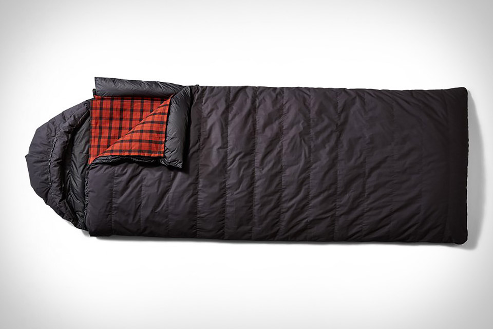 Filson x Feathered Friends Sleeping Bag