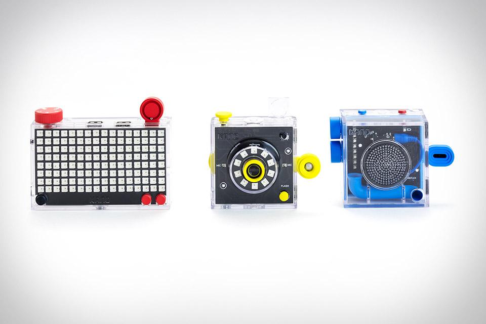 Kano DIY Gadget Kits